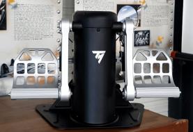 Test Thrustmaster Pendular Rudder