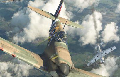 """IL-2 CLIFFS OF DOVER """"BLITZ"""" sortie officielle"""