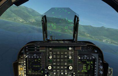 DCS: Razbam AV-8B mise au point