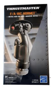 Test Thrustmaster Hotas Addon Grip  F/A-18C Hornet