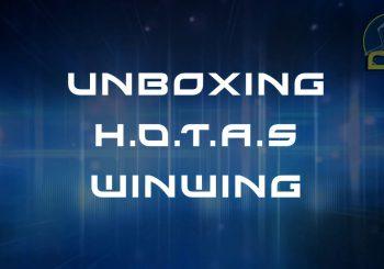 Video Unboxing HOTAS Winwing