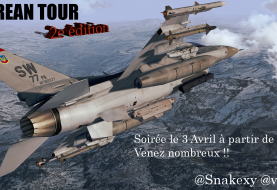Falcon 4 BMS : KOREAN TOUR 2eme EDITION