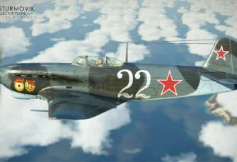 Il-2 Great Battles: Gros patch 4.006