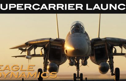 DCS Supercarrier disponible