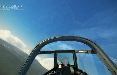 IL-2 Great Battles: JDD N°249 Vidéo du reflet de cockpit.