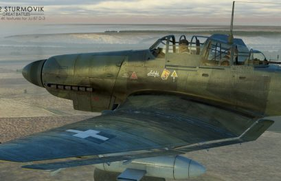 Il-2 Great Battles: Patch 4.007