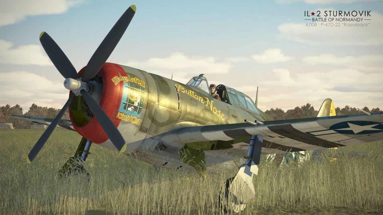 Il-2 Great Battles: Patch 4.008 et début de l'Early Access de BON