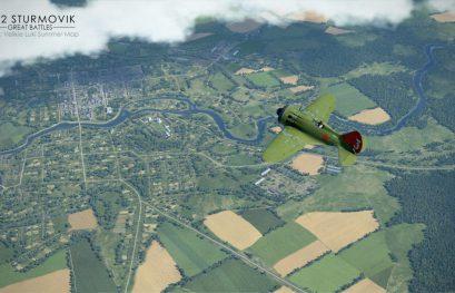 IL-2 Great Battles: Patch 4.009
