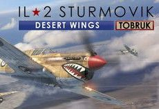 Il-2 Dovers Series: Desert Wings – Tobruk sortie officielle !