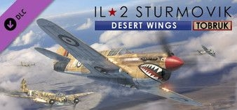 Il-2 Dovers Series: Desert Wings – Tobruk sortie officielle !