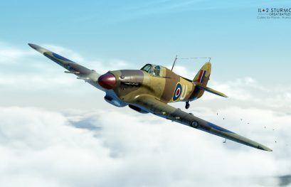Il-2 Great Battles: JDD N°261 Avec du Hurricaine Mk II