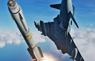 DCS : Module EF-2000 Interview de Gero et TOM de True Grit (VF)