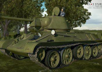 IL-2 Great Battles: JDD N°266 Tank Crew va encore bénéficier aux avions