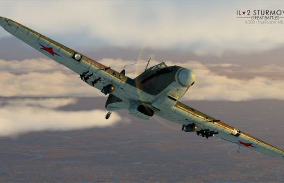 IL-2 Great Battles: Patch 4.502 Hurricane Mk II et C-47 A Skytrain (Dakota)