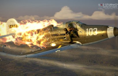 IL-2 Great Battles: Patch 4.504  Du changement visuel et sonore !